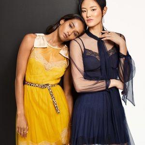 Rodarte for Target slip sleeveless Dress